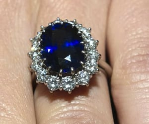 hands, sapphire, and kate middleton image