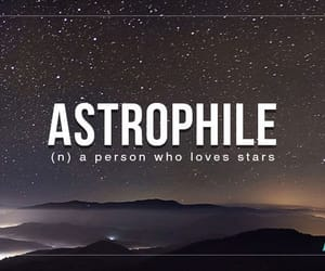 astrophile and star love image