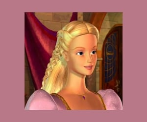 rapunzel, barbie movies, and barbie image