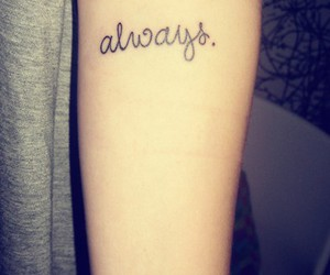 tattoo and always image