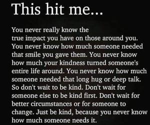 deep, inspiration, and kindness image