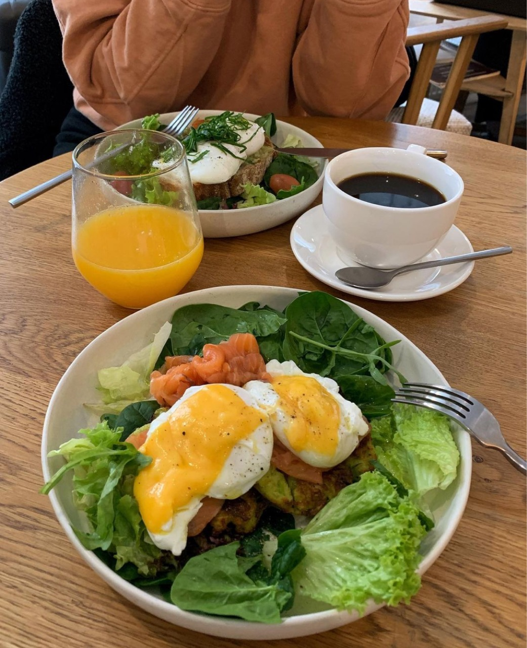 Image de aesthetic, brunch, and cafe