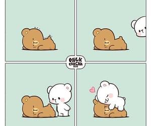 couple, hug, and lovely image