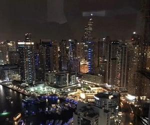 Dubai, life, and neon image