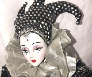 decor, fashion, and doll image