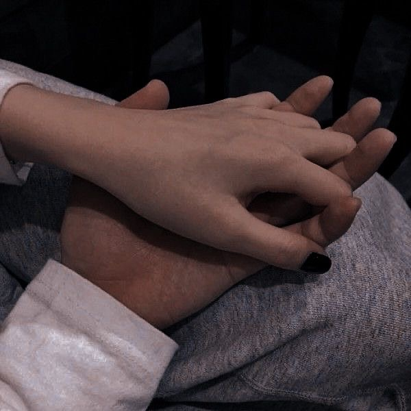 couple, Relationship, and hands image