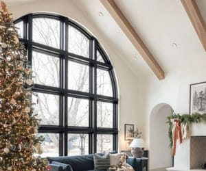 architecture, christmas, and decor image