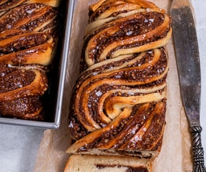 baking, dessert, and hanukkah image