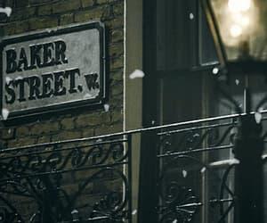 aesthetic, baker street, and sherlock gif image