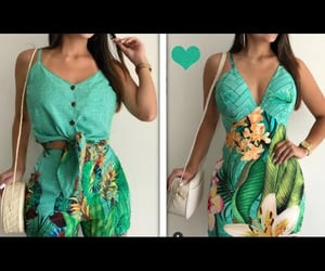 moda, video, and summer outfits image