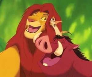 africa, disney, and lion king image