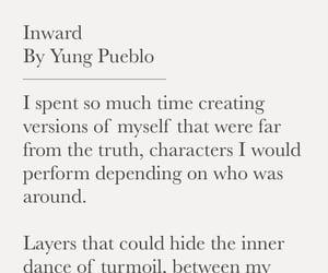 character, inward, and pretending image