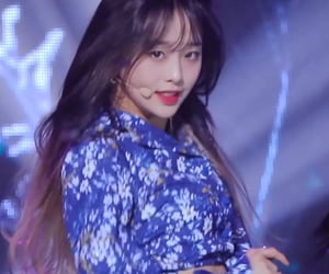 kpop, kim jiwoo, and loona image