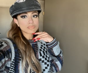 fashion, ally brooke, and selfie image