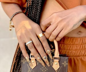 aesthetics, fashion, and Louis Vuitton image