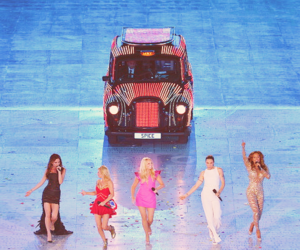 spice girls and olympics image