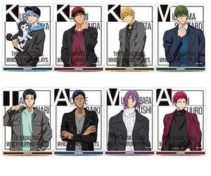 anime, kise ryota, and aomine daiki image