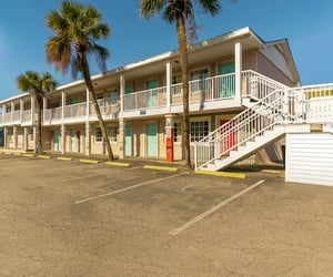 SC and hotel in myrtle beach image