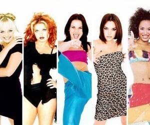 1990s, girl band, and girl power image