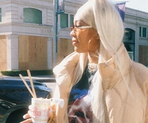aesthetic, blonde, and fashion image