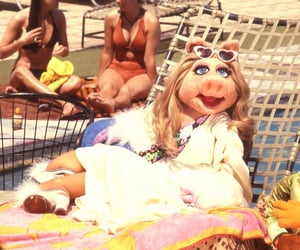 funny, muppets, and luxery image