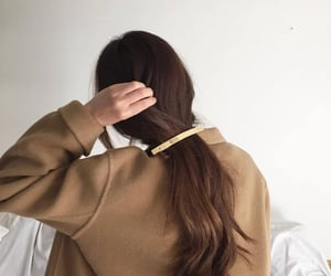 brown, fashion, and aesthetic fashion image