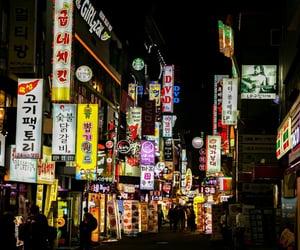 theme, city, and kpop image