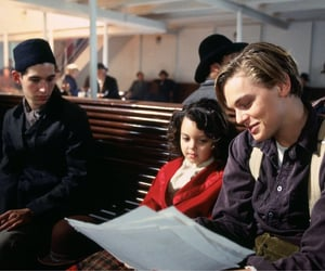 jack dawson, titanic, and discover page image