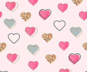 heart, hearts, and I Love You image