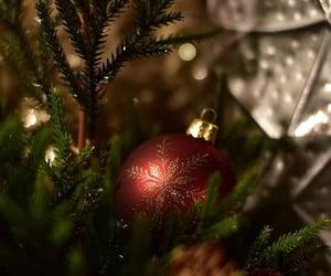 christmas tree, family, and happiness image