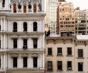 city, architecture, and building image
