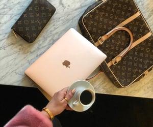 coffee, enjoy, and fashion image