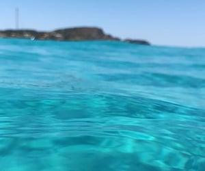 blue, italia, and ocean image