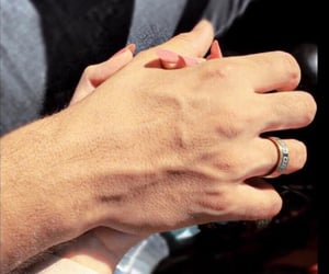 holding hands, couple couples, and حب عشق غرام image