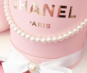 bling, chanel, and crystals image