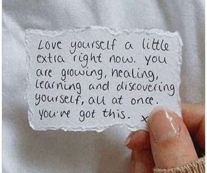 quotes, healing, and self love image