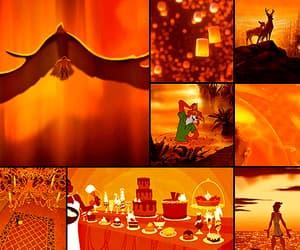 bambi, fandom, and orange image