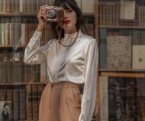 fashion, aesthetic, and camera image