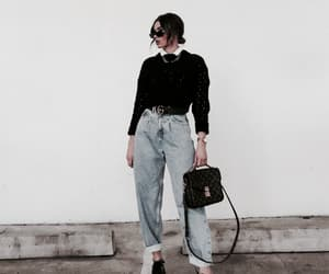 fashion, outfit, and girls image