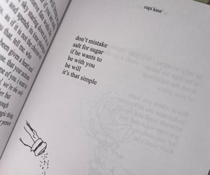 black and white, books, and heartbreak image