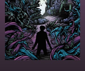 a day to remember, spotify, and music image