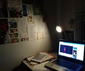 academia, aesthetic, and alternative image