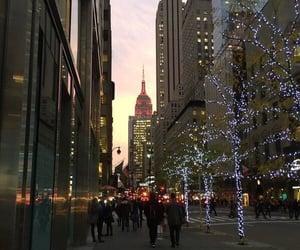 america, christmas, and state image