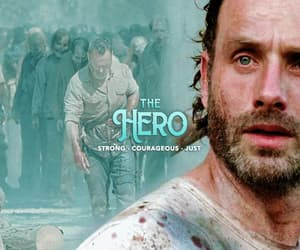 character, twd, and 12 character archetypes image