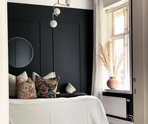 beautiful, beige, and black image
