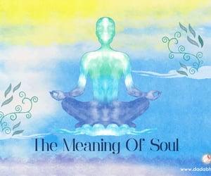 self, spiritual awakening, and soul image