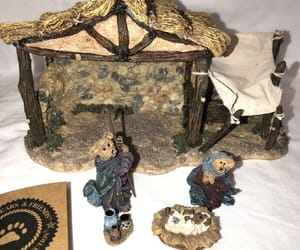 christmas, Nativity, and collector image