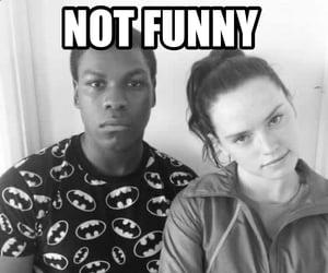 meme, reaction meme, and daisy ridley image