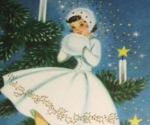 christmas, vintage, and holidays image