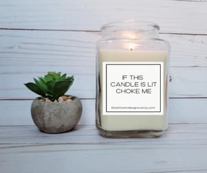 candle label, etsy, and gag gift image